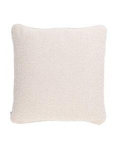 Boucle Cream Cushion