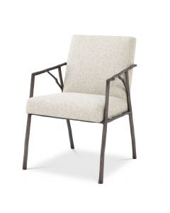 Antico Loki Natural Dining Chair