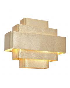 Pegaso Gold Wall Lamp