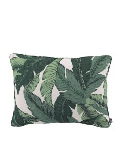 Mustique Green Small Pillow