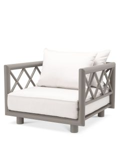 Mandelieu Sand Arm Chair