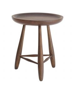 Ramirez Large Classic Brown Side Table