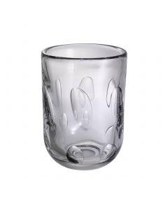 Nino Large Clear Glass Vase