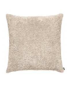 Large Canberra Sand Square Pillow