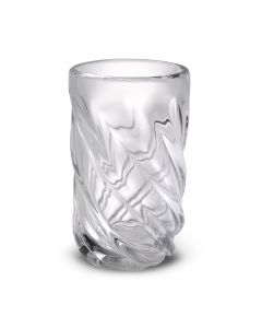 Angelito Large Clear Glass Vase
