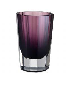 Chavez Large Purple Glass Vase