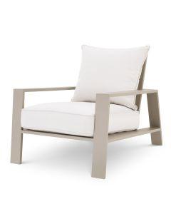 Belle Vue Sand Arm Chair