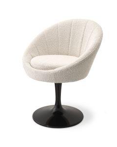 O'Neill Boucle Cream Dining Chair