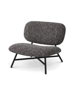Madsen Cambon Black Armchair