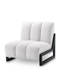 Lando Avalon White Armchair