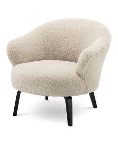 Moretti Brisbane Cream Armchair