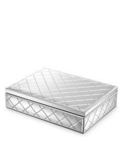 Cordo Silver Box