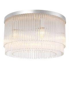 Hector Ceiling Light Nickel