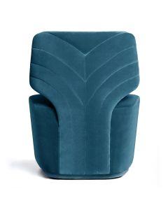 Munna Melody Swivel Armchair - Customise back