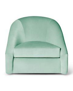 Munna Queen B Swivel Armchair - Customise