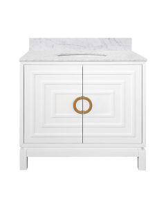 Bixby White Bath Vanity