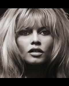 Brigitte Bardot Headshot 1965