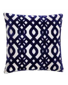 Monarch Marine Blue Pillow