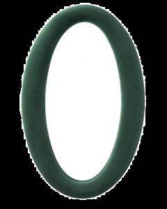 Ulrich Kaster Castleton Green Velvet Mirror