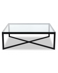 Musso Black Coffee Table