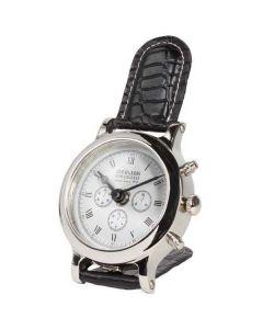 Bourgeois Nickel Clock
