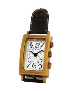 Schindler Brass Clock