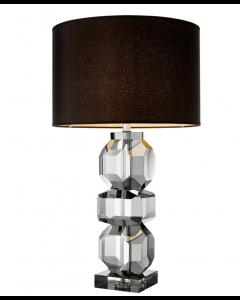 EICHHOLTZ CRYSTAL MORNINGTON TABLE LAMP