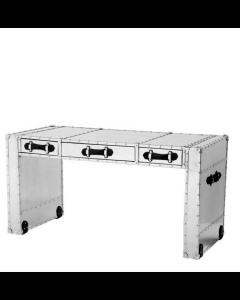 Catalina Aluminium Desk