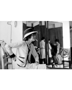 Coco Chanel Paris Cigarette