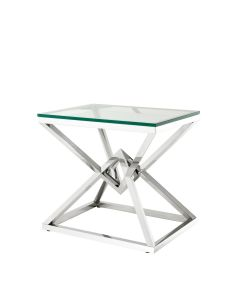 Eichholtz Nickel Connor Side table