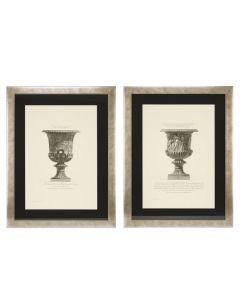 Giovanni Piranesi Prints - Set of 2