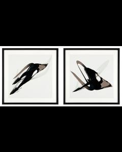 Ivan Melotti Prints - Set of 2