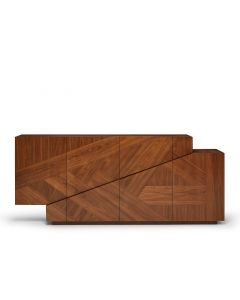 Ginger & Jagger Meridiano Wood Sideboard