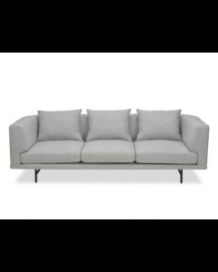 Mossi Oscar Light Grey Sofa