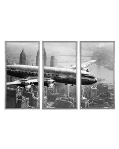 Nordic Air Prints - Set of 3