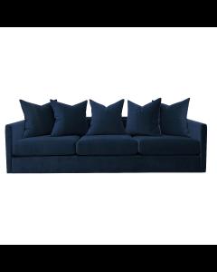 Pillow Navy Velvet Sofa