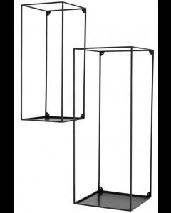 Deco Wall Rack - Set of 2