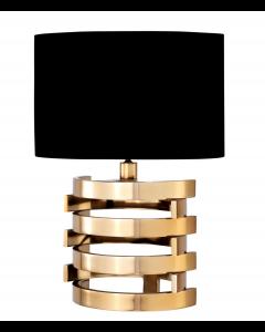 BOXTER LAMP SMALL GOLD