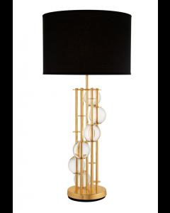 Lorenzo Gold Table Lamp