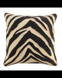 Zebra Pillow - 60 x 60cm