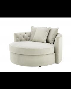 Carlita Pebble Grey Sofa