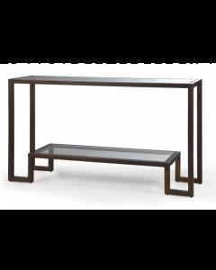 Ming Antique Bronze Console Table