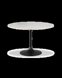 Telma Small Black Dining Table