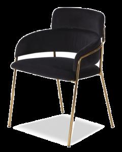 Alice Toscana Coal Dining Chair