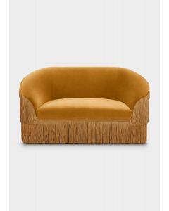 Fringes 2 Seat Sofa - Customise