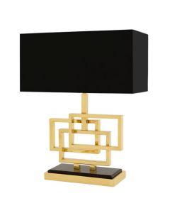 WINDOLF TABLE LAMP BRASS